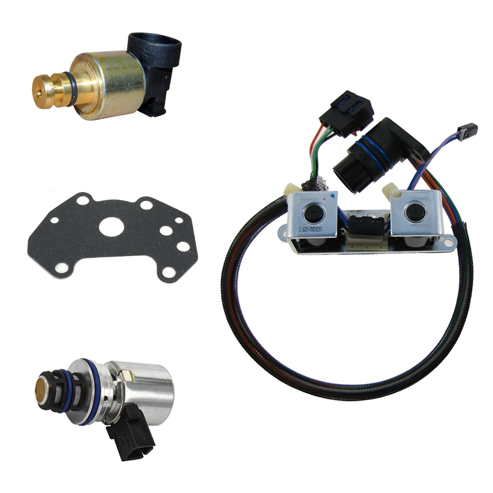 * 99172 A500 A518 42RE 44RE 46RE Dodge Jeep Transmission Solenoid Kit 1996-99